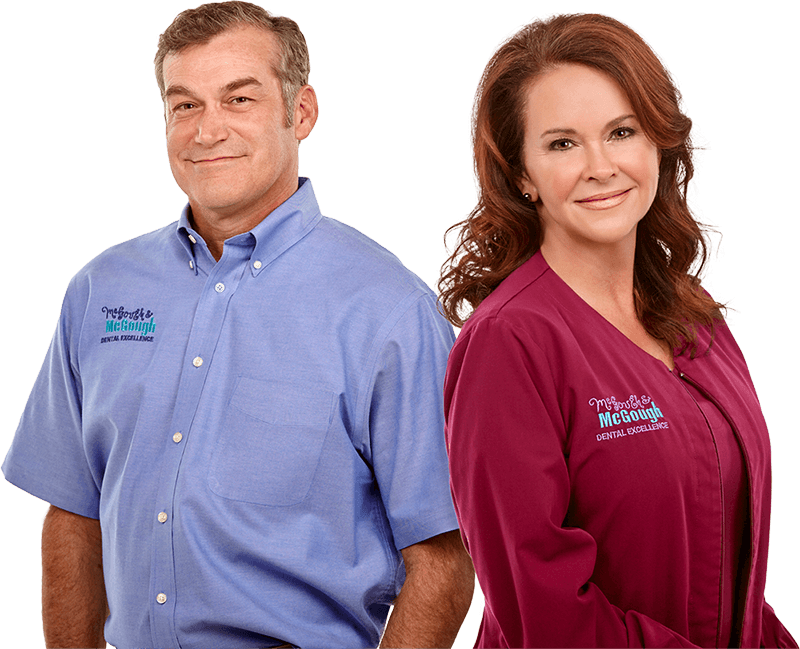 McGough and McGough Dentistry, Charles McGough, DDS and Renee McGough, DDS